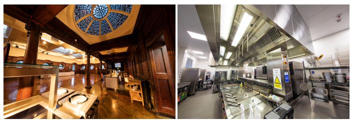 Litmus and RDA Catering facilities revamp