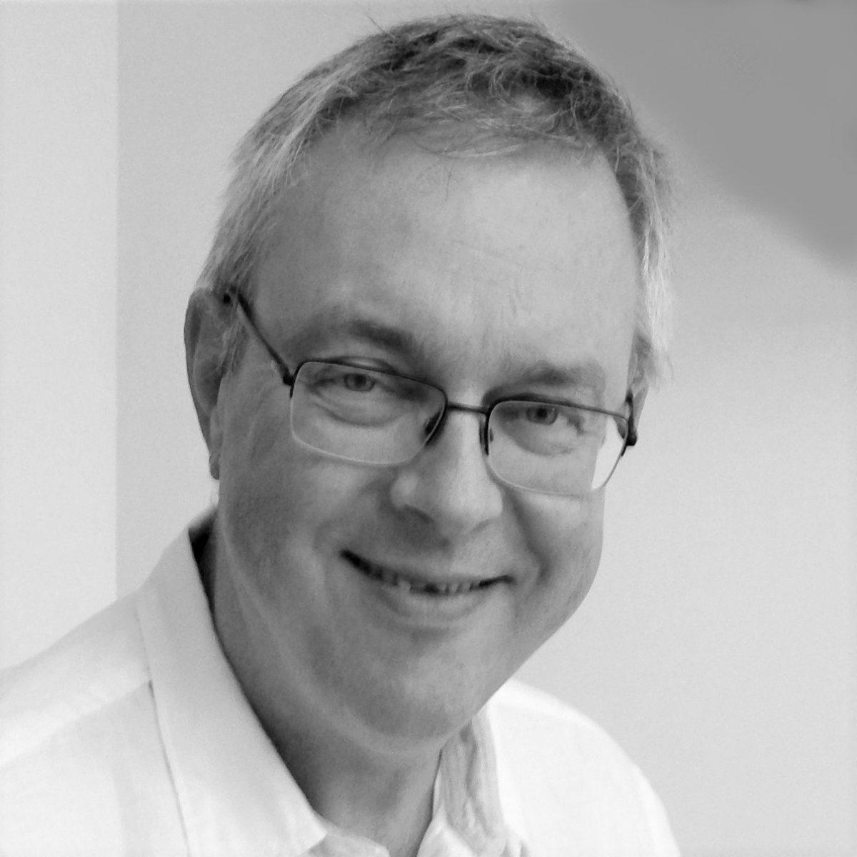 Ed Griffiths Headshot