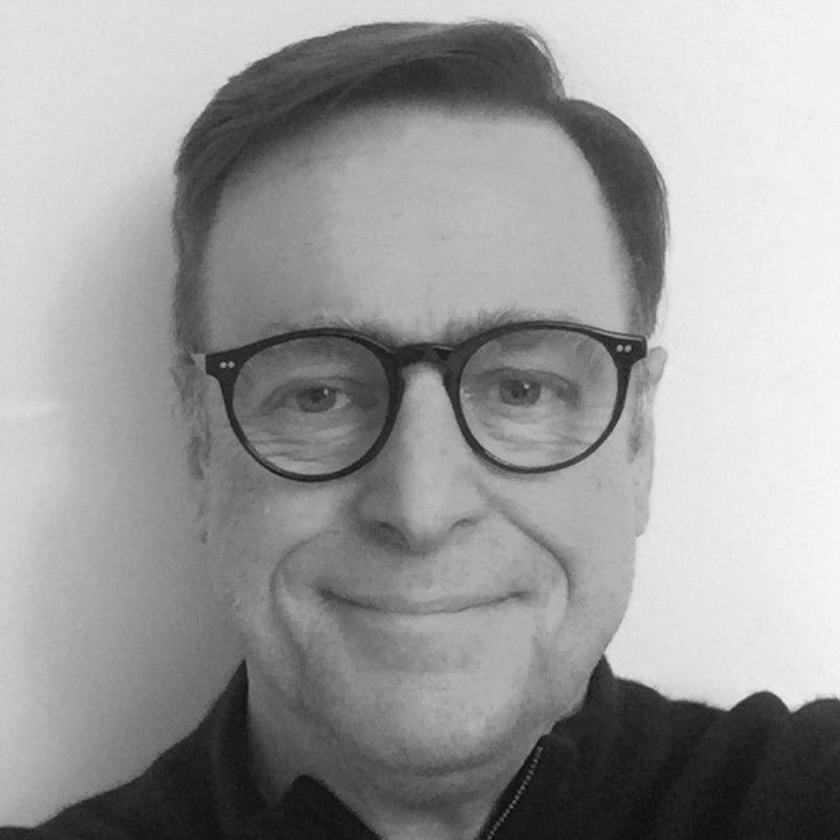 Graham Saunders Headshot