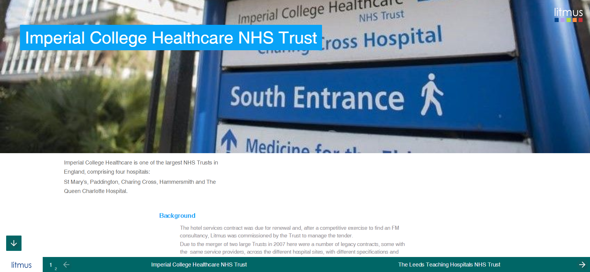 Imperial College Healthcare trust
