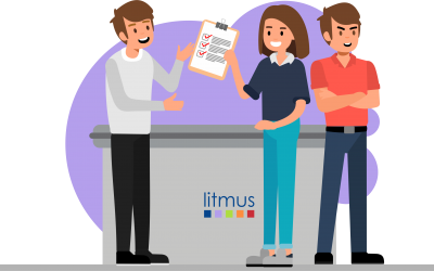 Litmus Consumer research PNG