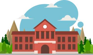 Litmus Independent schools Illustration
