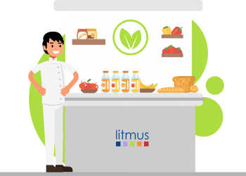 Litmus cafe plant based solutions
