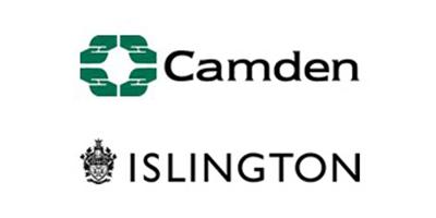 Camden Islington Logos