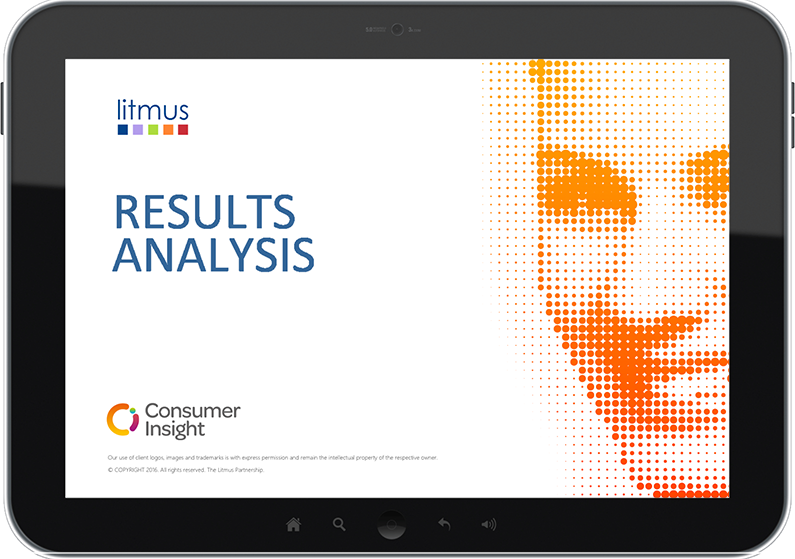 Litmus Results Analysis