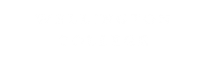 Wellington College White logo cutout
