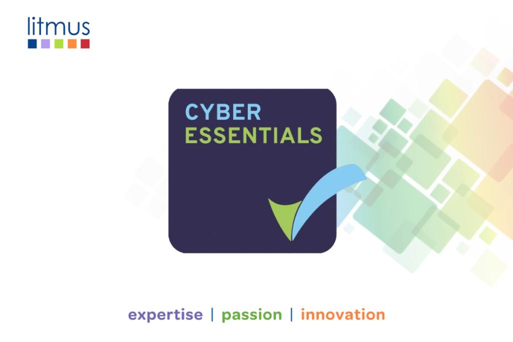 Cyber Essentials Litmus Logo