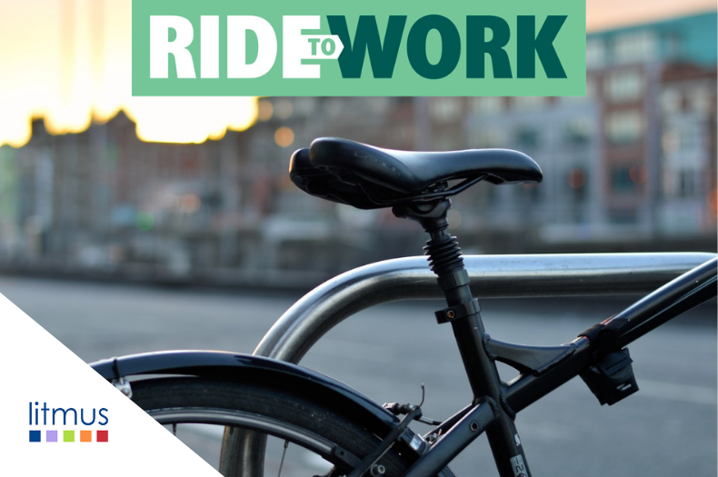 Ride to work scheme bicycle