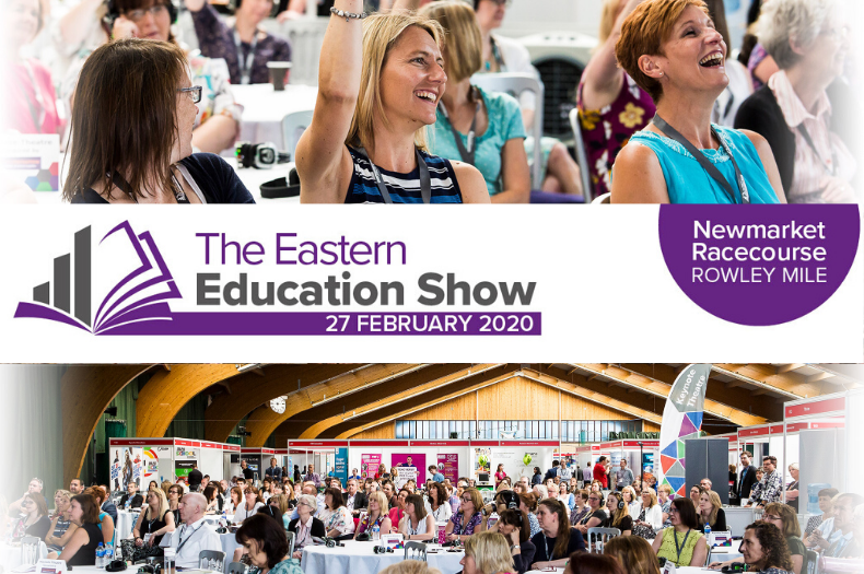 The Eastern Education Show Banner