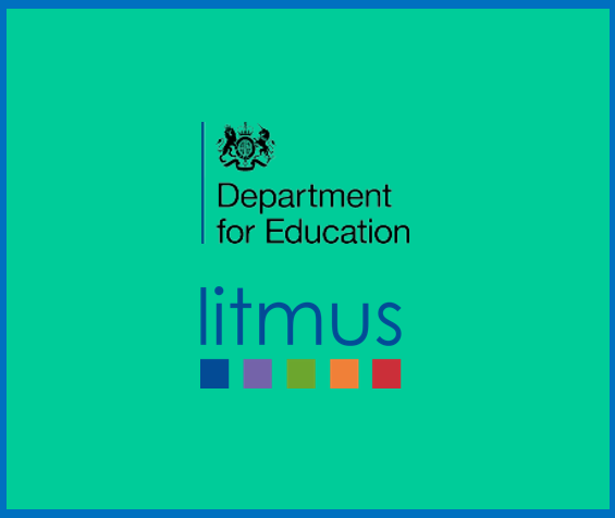 Department for Education with Litmus
