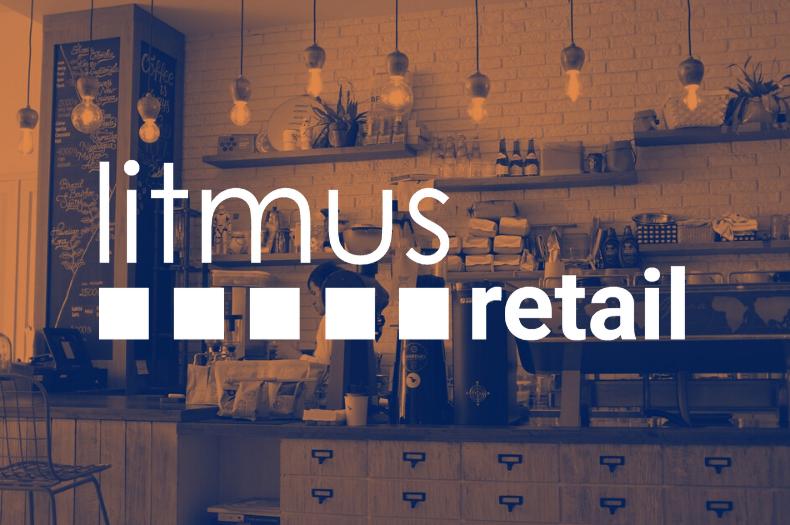 Litmus Retail coffee shop