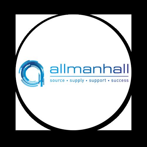 Auditel Allmanhall logo