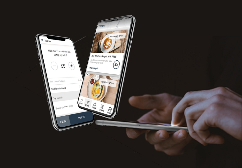 Litmus Smart tech in retail food outlets