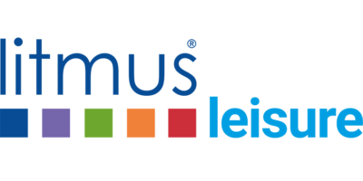 Litmus LEISURE Logo with R@0.3x